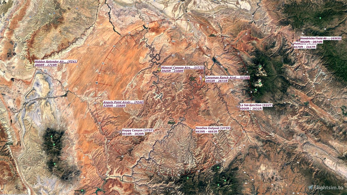 Mineral Canyon, Utah (UT75)