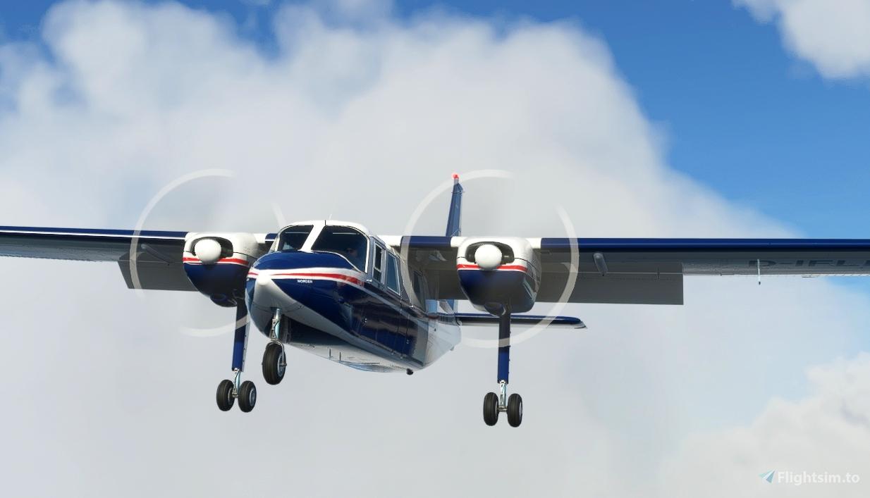 Britten-Norman BN-2 FLN Frisia D-IFLN