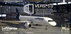 [A32NX] FlyByWire and all mod | Airbus A320neo Lufthansa D-AIJA | in [8k] OFFICIAL Realistic Image Flight Simulator 2020