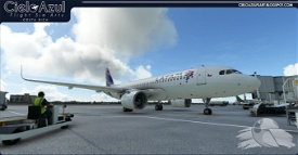 [A32NX] LATAM | Package | FlybyWire Airbus A320neo (8K) Microsoft Flight Simulator