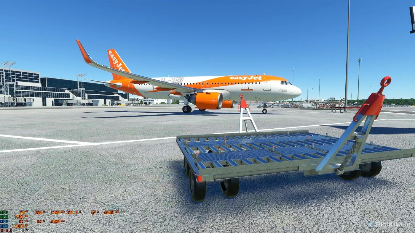 VATSIM Model Matching Flight Simulator 2020