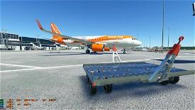 VATSIM Model Matching Image Flight Simulator 2020