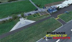 EBSG: SAINT-GHISLAIN, Belgium Microsoft Flight Simulator