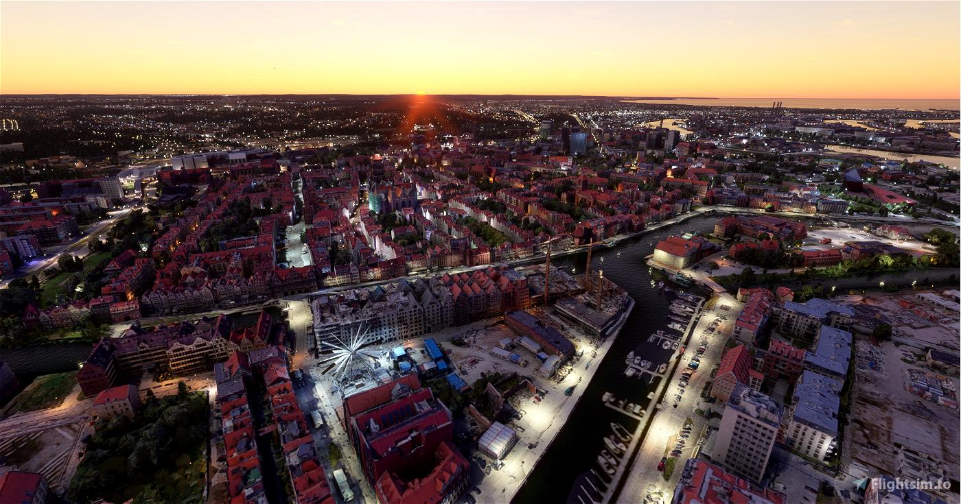 EPGD Gdansk Old Town (best performance)