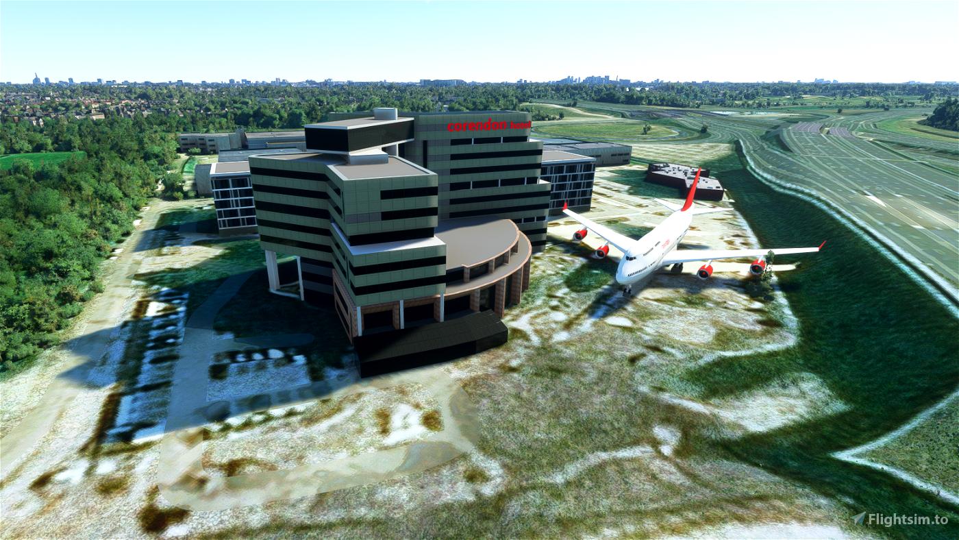 Corendon Village Hotel Microsoft Flight Simulator