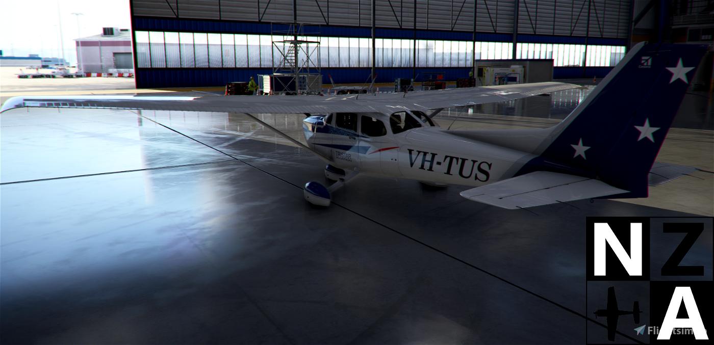 Australia Tristar Aviation C172 Skyhawk