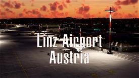LOWL Linz/Austria Microsoft Flight Simulator