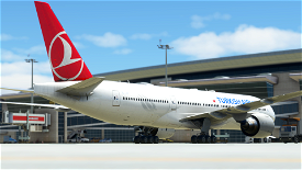 Captain Sim 777-200 Turkish Airlines Microsoft Flight Simulator