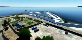 West Cornwall, UK Microsoft Flight Simulator