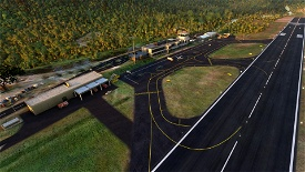 Douglas-Charles (TDPD) & Canefield (TDCF) Airports Updated Scenery Project V1.1 Microsoft Flight Simulator