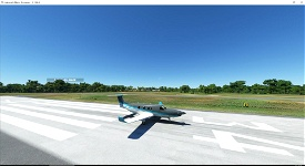 Generic AI Traffic Pilatus Image Flight Simulator 2020