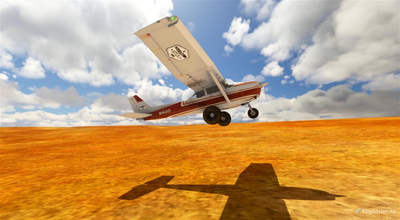 Cessna 172 Bush Kit Microsoft Flight Simulator