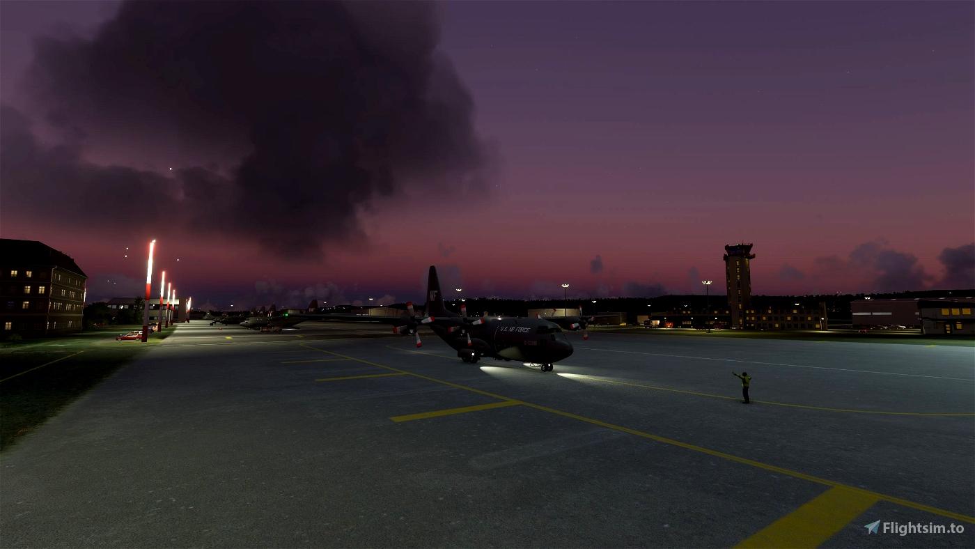 Ramstein Air Base - ETAR - Germany - Static Enhancement