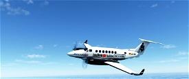 Beech King Air 350i - JDs Improvement Mod Microsoft Flight Simulator