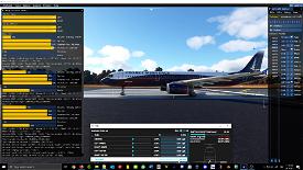 PMP A321 Flight model improvement mod Microsoft Flight Simulator