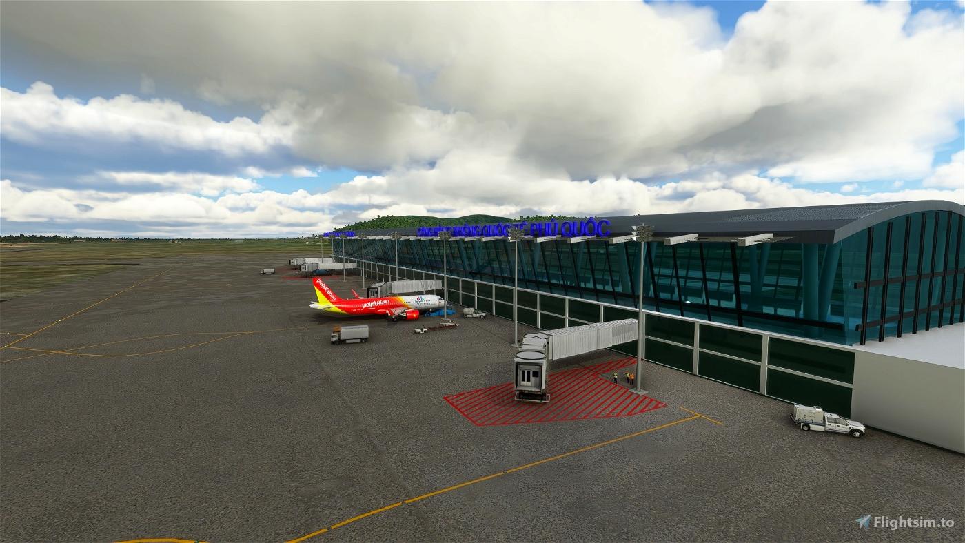 Phu Quoc International Airport-VVPQ-VIETNAM  Flight Simulator 2020