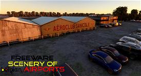 EBLE: Leopoldsburg Beverlo, Belgium Microsoft Flight Simulator