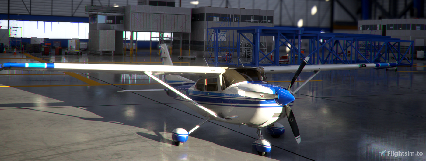 Cessna 182 N85988