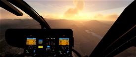 Wales Tour Flight Plan 170nm Microsoft Flight Simulator