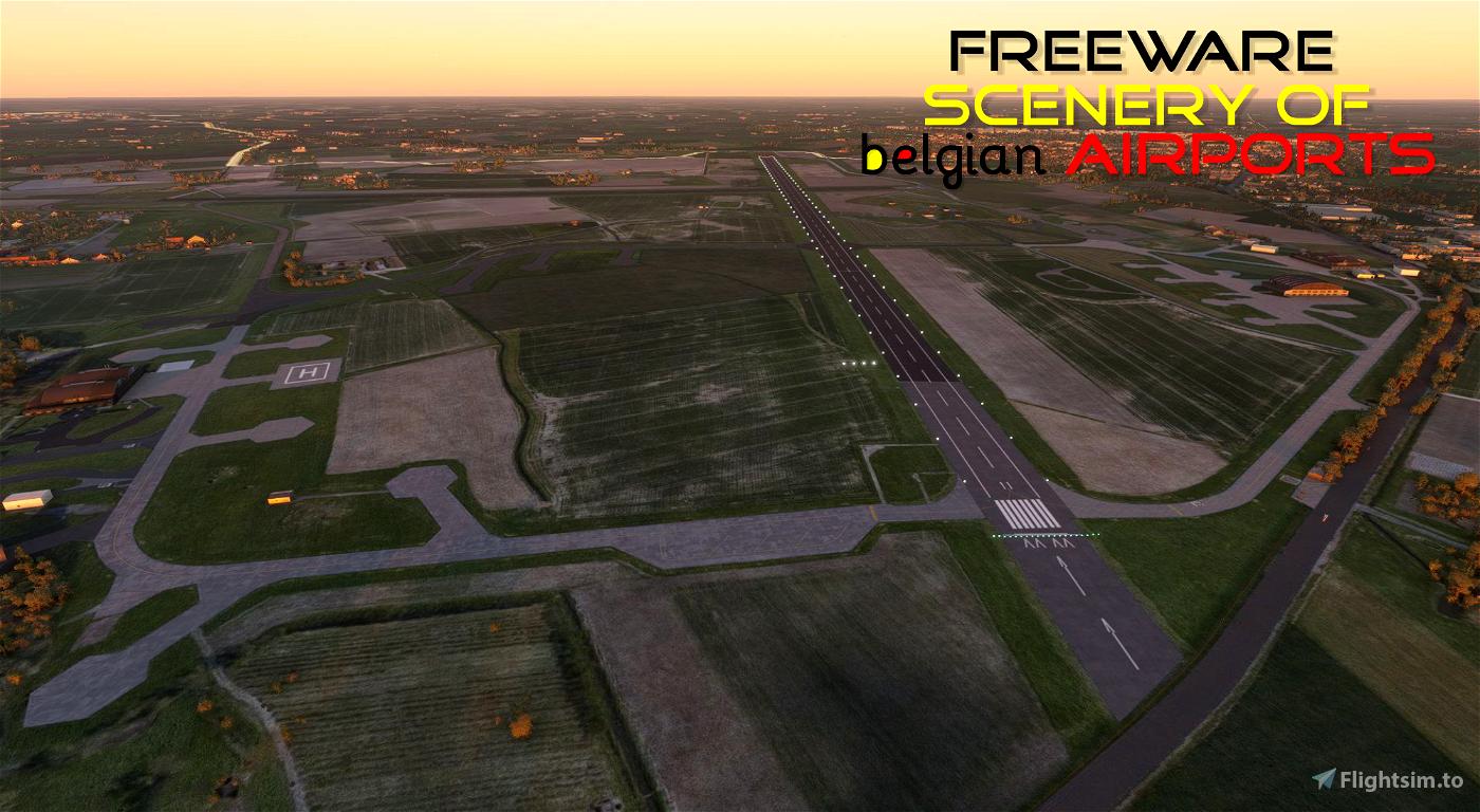 EBFN Koksijde Airbase, Belgium