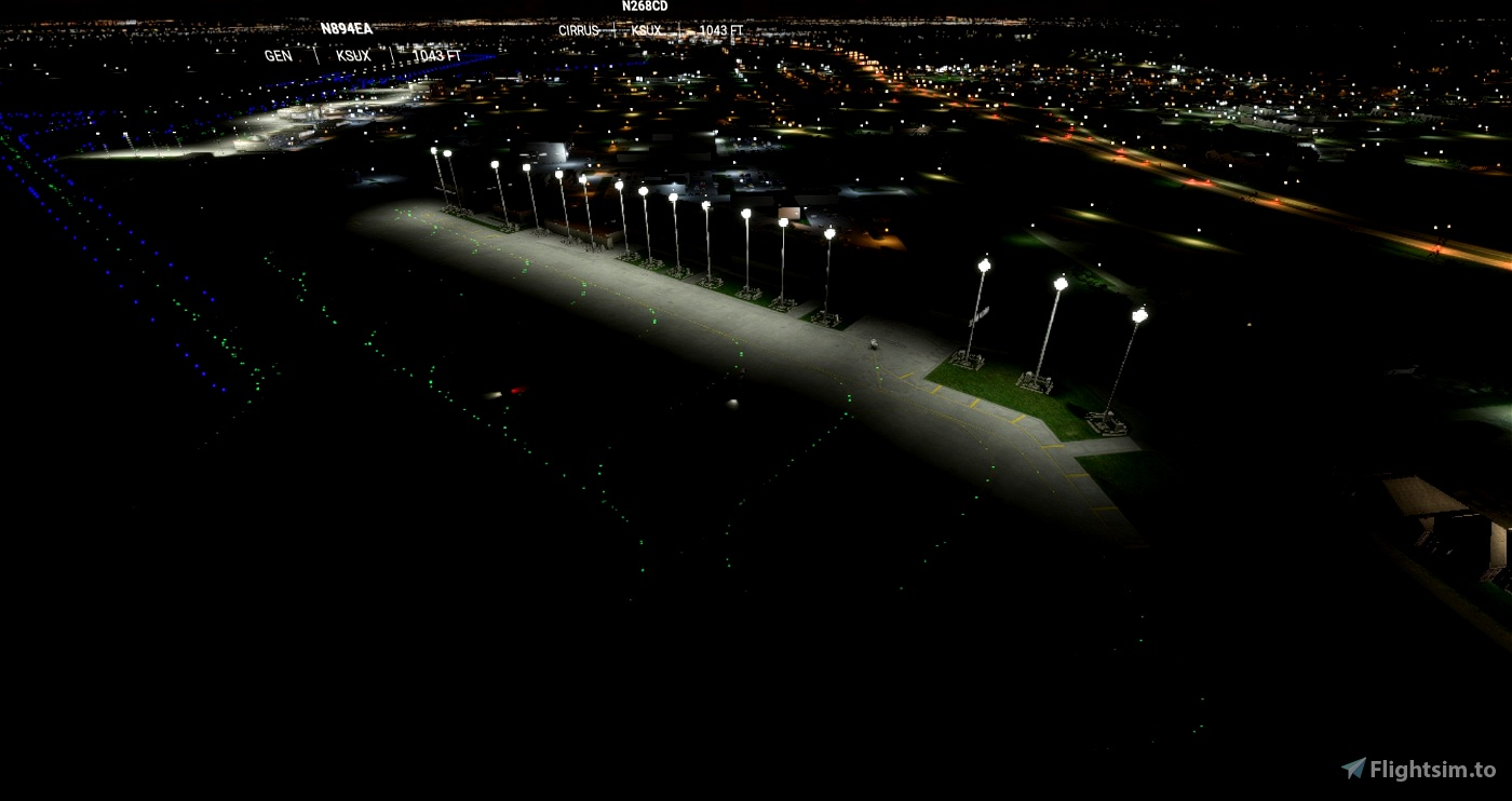 KSUX Sioux Gateway Airport
