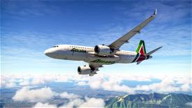 Alitalia Mission: Rome-Naples Microsoft Flight Simulator