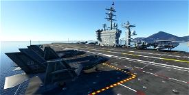 Aircraft Carrier Group - Worldwide Locations Microsoft Flight Simulator