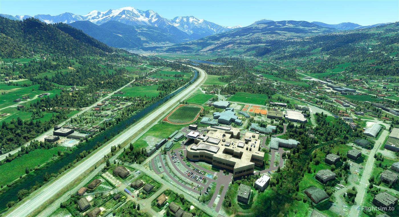 Hôpital de Sallanches