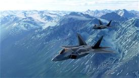 Lockheed Martin F-22A Raptor: Top Mach Studios Freeware Edition Microsoft Flight Simulator