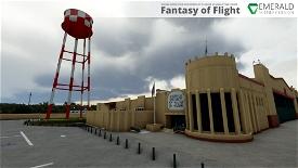 Fantasy of Flight (FA08) Microsoft Flight Simulator
