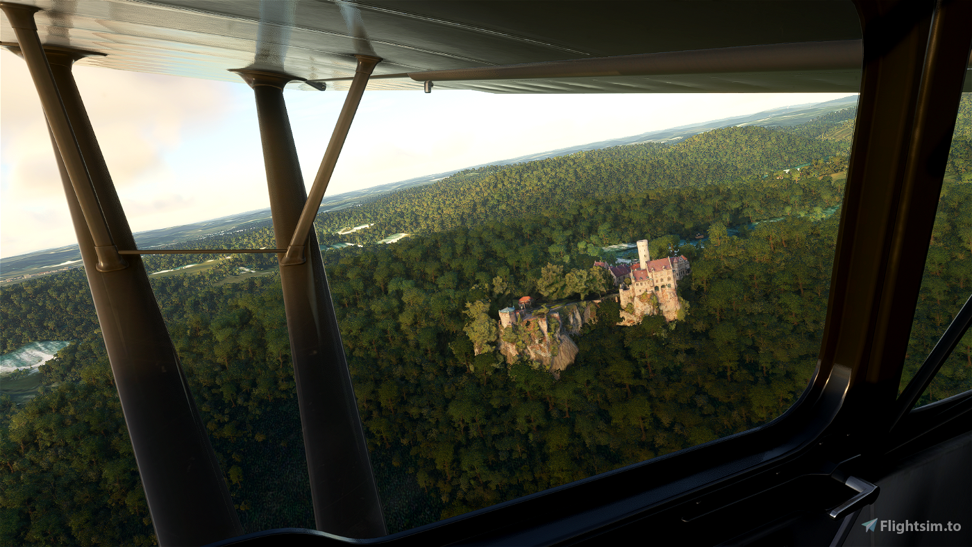 South German Castle Tour