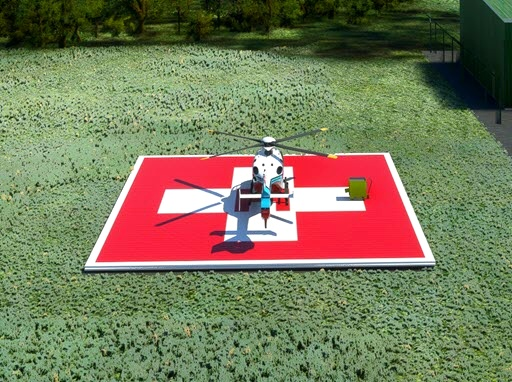 HLA1- Jim's Helicopter Service Grand Isle, Louisiana