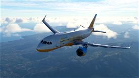 FSX Mission: Rome-Naples Airline Run Microsoft Flight Simulator