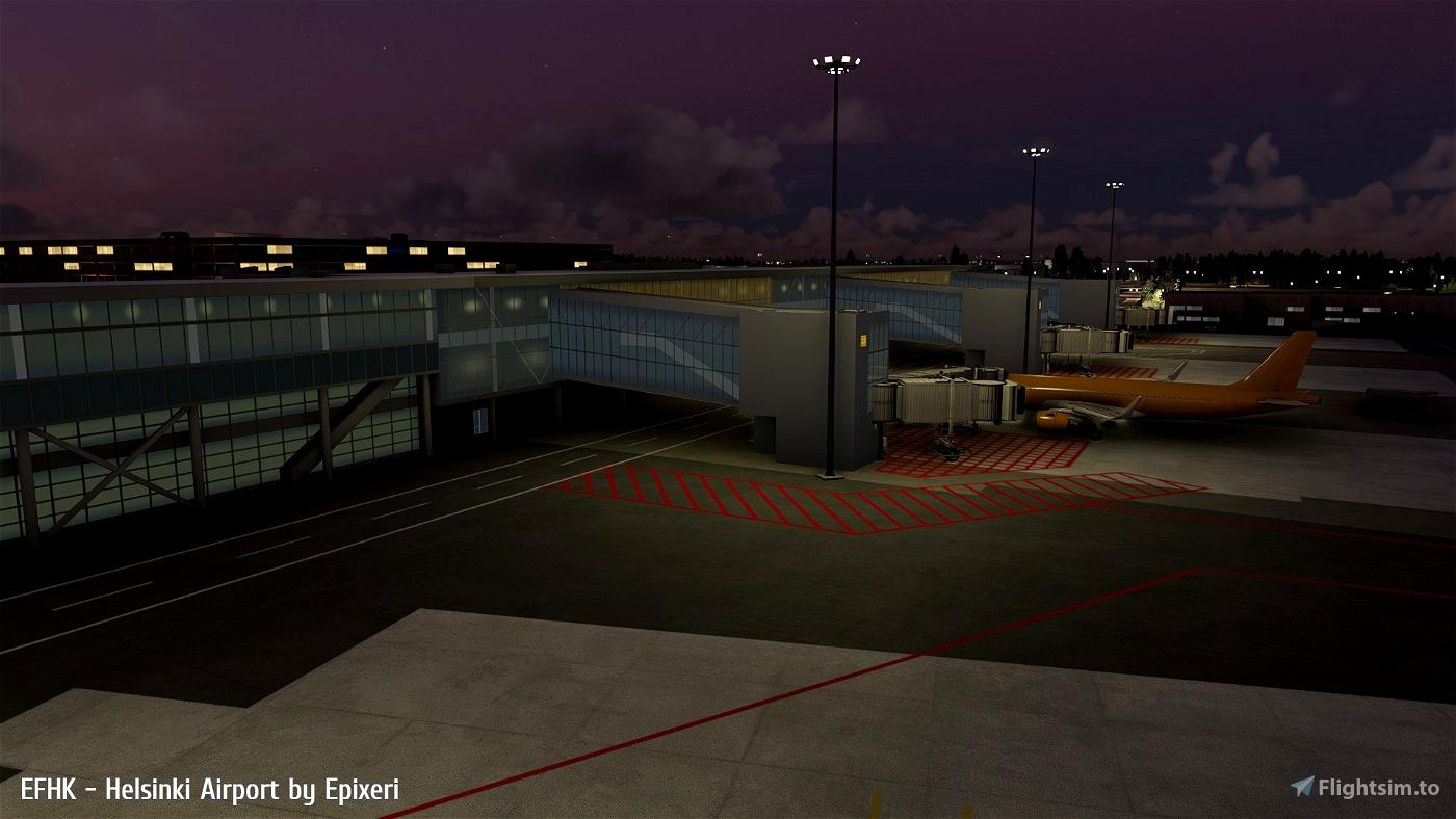EFHK - Helsinki Airport V1.1