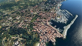 Saint-Tropez Microsoft Flight Simulator