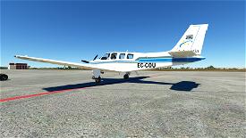 Bonanza G36 Adventia Microsoft Flight Simulator