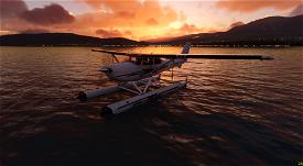 Cessna 172 Amphibian Microsoft Flight Simulator