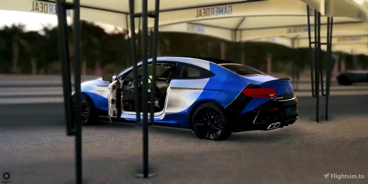 GamerDEAL -Mercedes C63 Coupe [Beta 0.4]