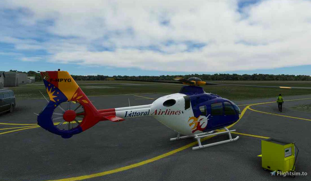 Airbus H135 Littoral Airlines