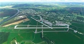 KSUX Sioux Gateway Airport Microsoft Flight Simulator
