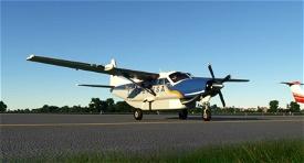 Cessna 208B Grand Caravan EX Improvement Mod Microsoft Flight Simulator