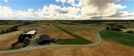 ENSI Ski airfield Microsoft Flight Simulator