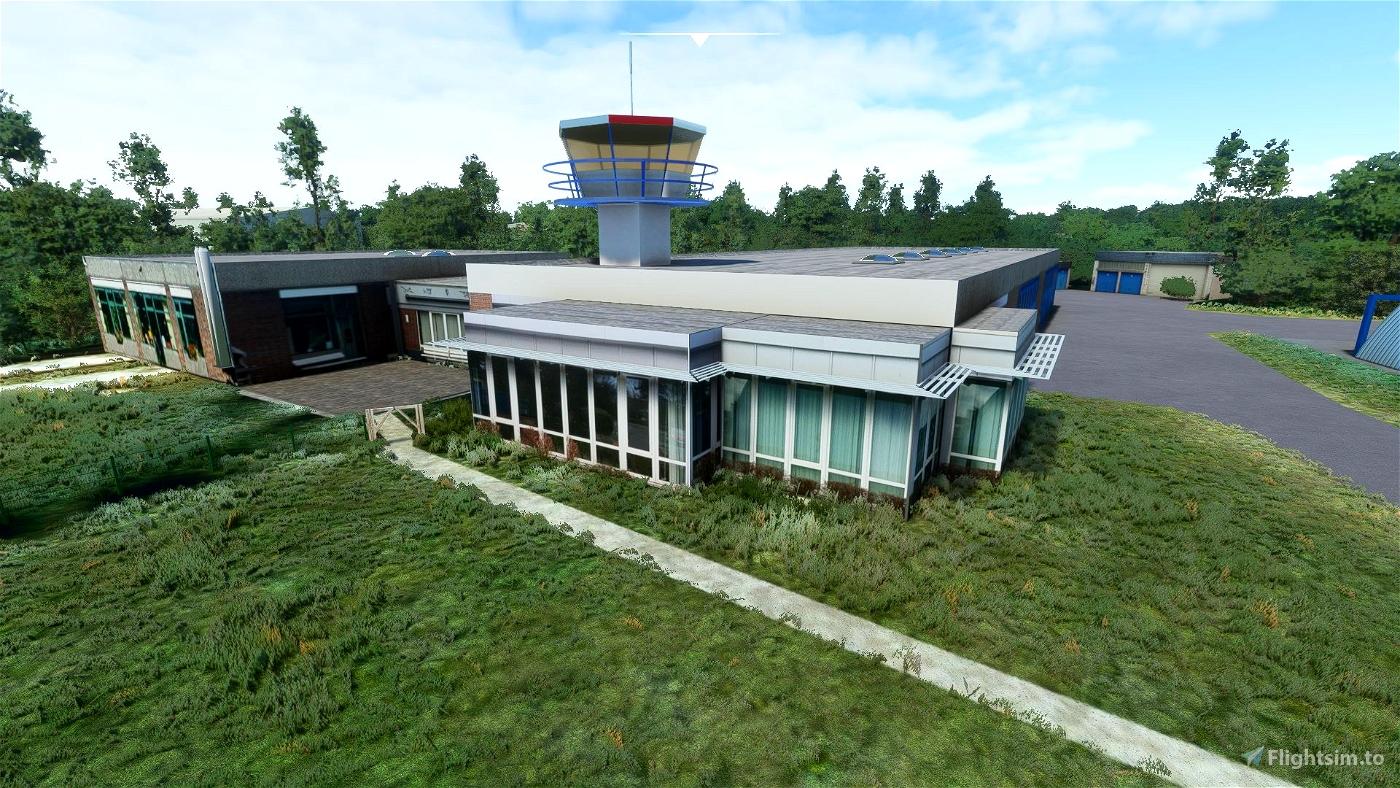 EDKL- Flugplatz Leverkusen