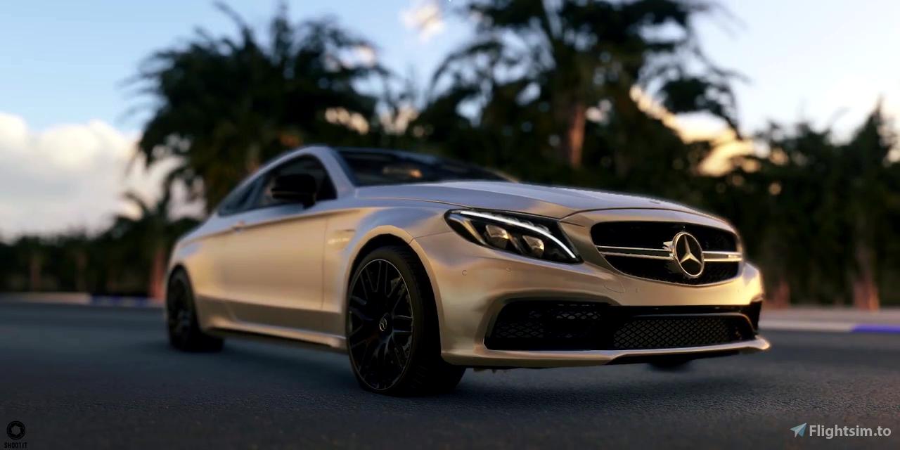 GamerDEAL -Mercedes C63 Coupe [Beta 0.4] Microsoft Flight Simulator