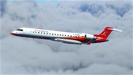 Shree Airlines CRJ 700 - 8K Microsoft Flight Simulator
