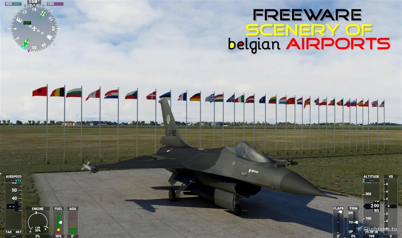 EBBE Beauvechain Airbase, Belgium