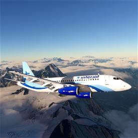Sukhoi Superjet 100 Microsoft Flight Simulator