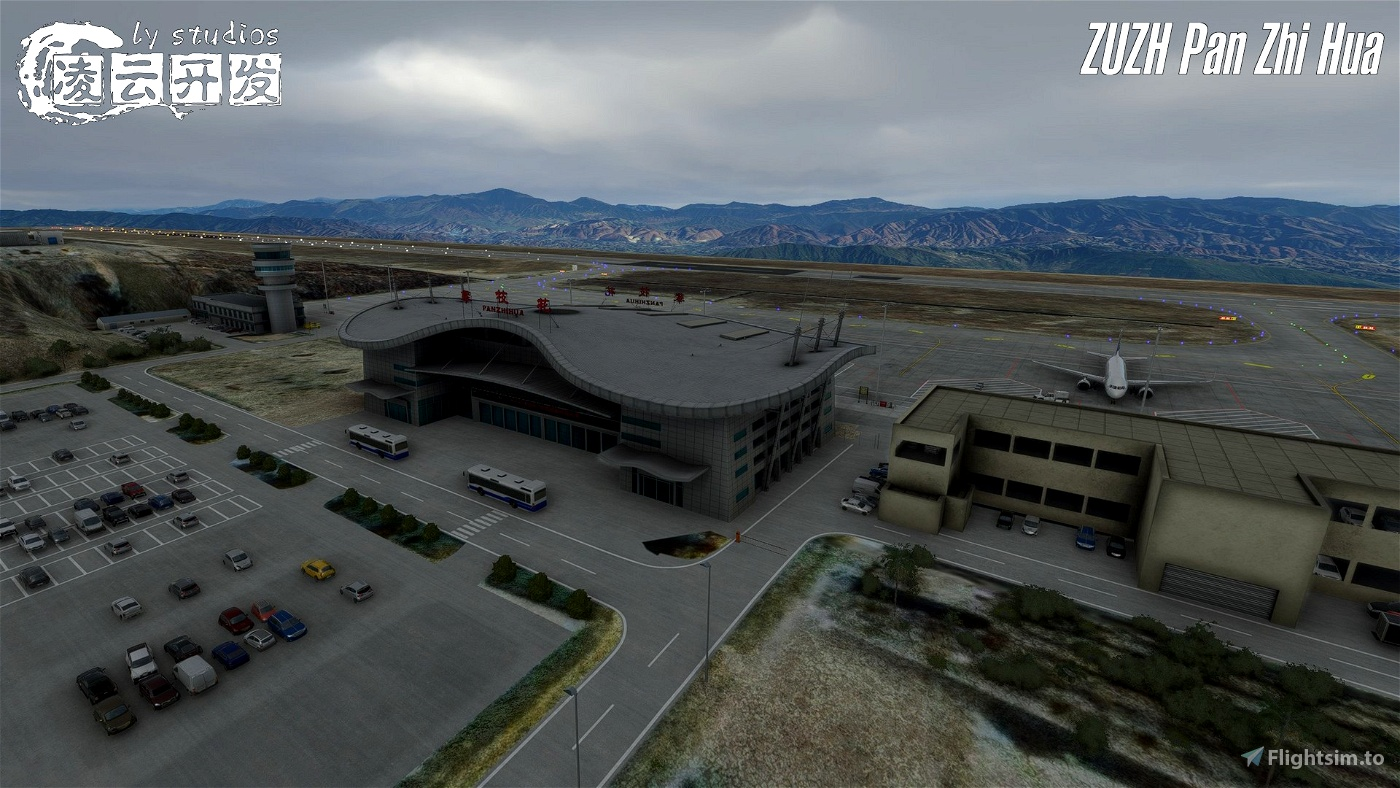 ZUZH Panzhihua airport
