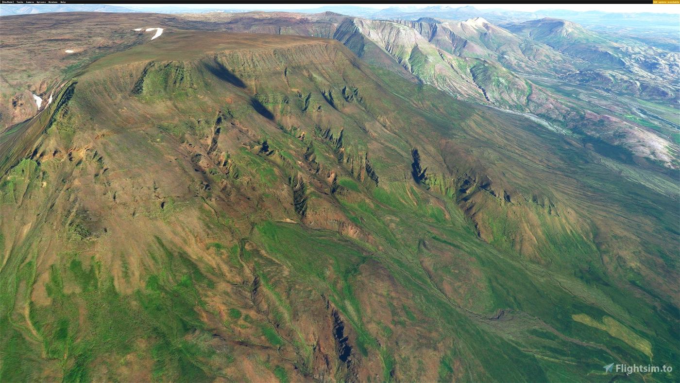 Iskort.is -  Iceland 20m DEM