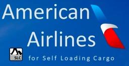 Self Loading Cargo Sound Pack - AMERICAN AIRLINES Microsoft Flight Simulator